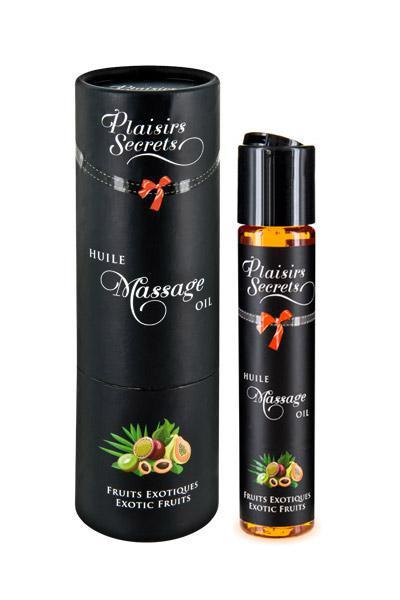 MASSAGE OIL EXOTIC FRUITS 59ML Массажное масло Экзотический фрукт 59 мл
