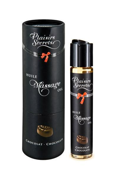 MASSAGE OIL CHOCOLATE 59ML Массажное масло Шоколад 59 мл