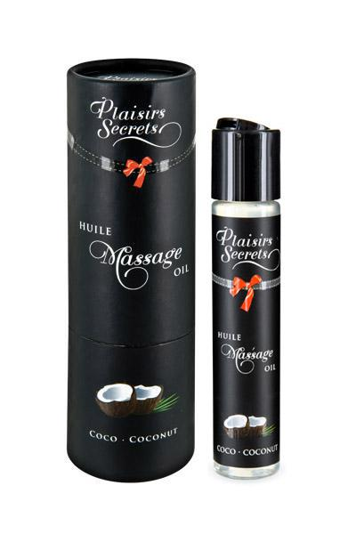 MASSAGE OIL COCONUT 59ML Массажное масло Кокос 59 мл