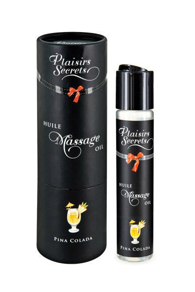 MASSAGE OIL PINA COLADA 59ML Массажное масло Пина колада 59 мл