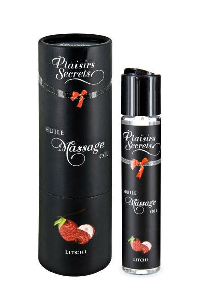 MASSAGE OIL LITCHI 59ML Массажное масло Личи 59 мл