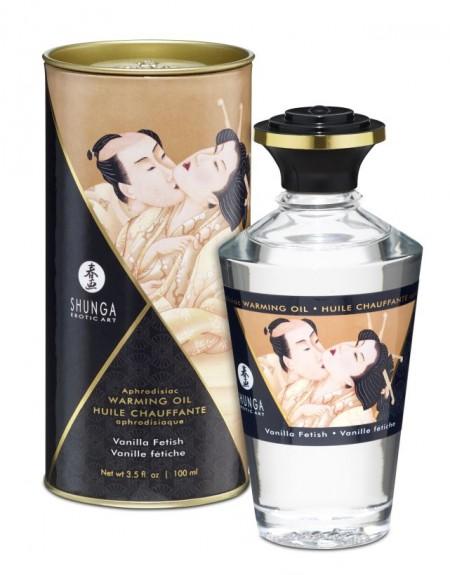 Масло интимное массажное Ванильный фетиш 100 МЛ
