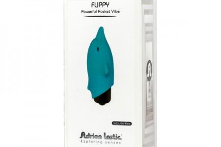 Lastic Pocket Dolphin Минивибростимулятор-дельфин