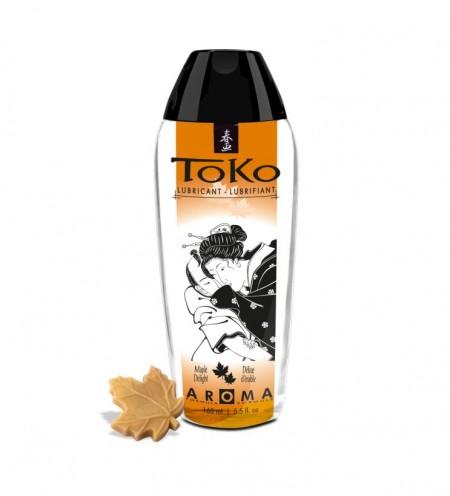 Интимный гель серии TOKO AROMA: аромат Кленовое наслаждение, 165мл