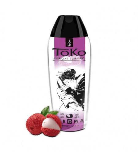 Интимный гель серии TOKO AROMA: аромат ЛИЧИ, 165мл
