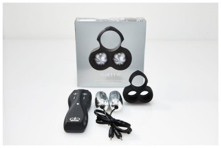 JETT Инновационный вибростимулятор для максимального удовольствия